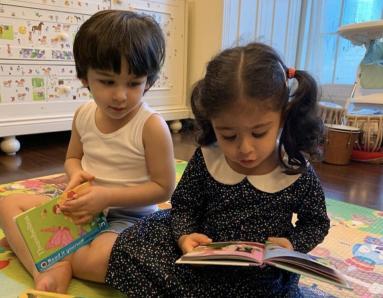 Kareena Kapoor Khan shares picture of her niece Inaaya on her birthday