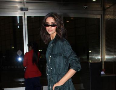 Deepika Padukone, Sara Ali Khan spotted at Goa airport heading to Mumbai for NCB meeting