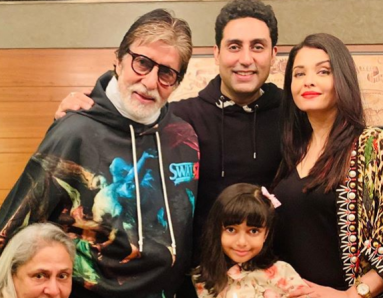 Aishwarya Rai Bachchan and Aaradhya Bachchan are positive for COVID-19