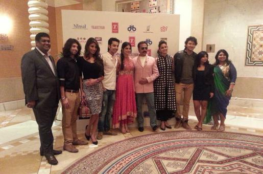 Yaariyan Team in Dubai