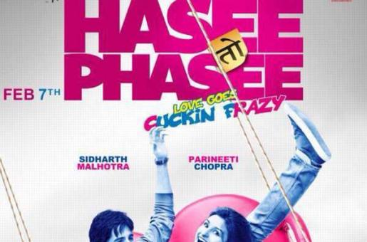 Parineeti Chopra and Siddharth Malhotra's Hasee Toh Phasee Surprises at the Box Office