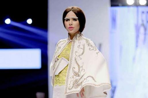 Fashion Pakistan Week 2014: Aamna Aqeel