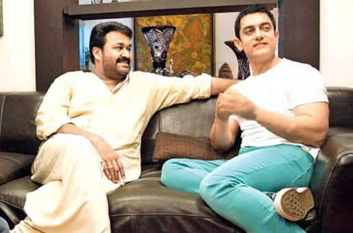 Aamir Khan Patches Up Mohanlal and Mamootty