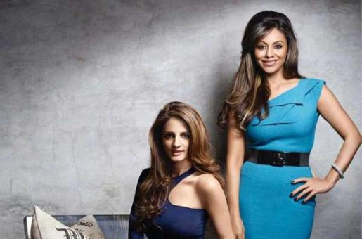Sussanne Roshan and Gauri Khan to Launch Property Project in Dubai