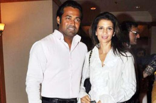 Leander Paes Locks Rhea Pillai Out of her Own House!