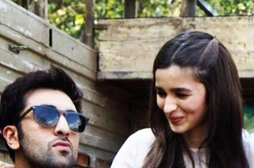 Alia Bhatt says Ranbir Kapoor Helped her with Anxiety and Stress