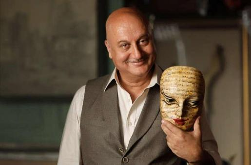 Anupam Kher Shares Inspiring Video on His Life's Philosophy