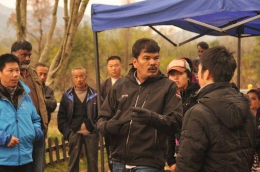 'We Shot Under Extreme Climatic Conditions': Shankar
