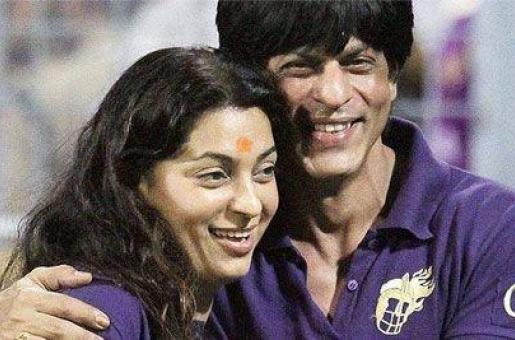 OMG! You Won't Believe Why Juhi Chawla Has Decided to Skip Watching SRK's Dilwale!