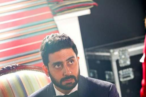 Masala! Awards 2014: Entertainer of the Year And Best Actor in a Supporting Role -- Abhishek Bachchan