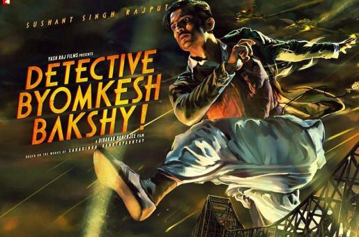 Movie Review: Detective Byomkesh Bakshy!