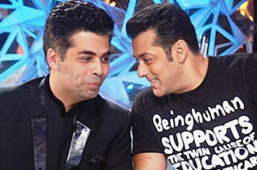 Is Salman Khan Angry With Karan Johar Over AIB Roast?