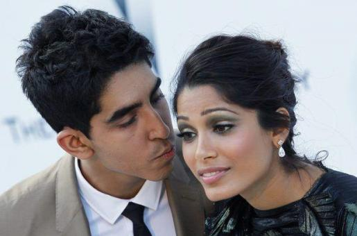 Dev Patel Has Sweet Memories of Freida Pinto