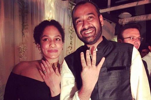 Details of Masaba Gupta's Engagement Bash
