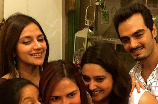 Esha Deol Hosts Sister Ahana Deol's Baby Shower