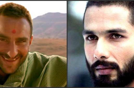 Saif Ali Khan and Shahid Kapoor to Work Together?