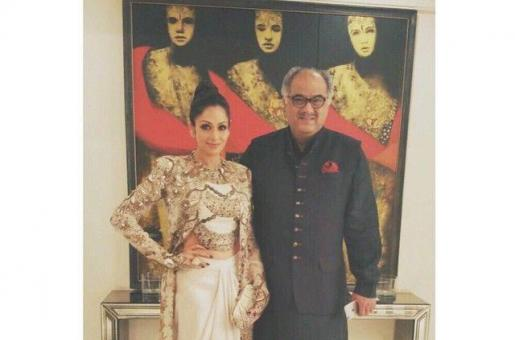 Sridevi Joins Instagram and Guess Which Is The First Picture She Has Posted