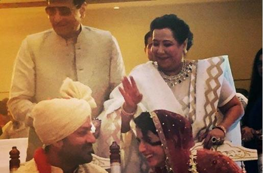 Abhishek Kapoor And Pragya Yadav Tie the Knot. Check Out The Pics
