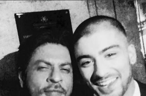 Zayn Malik Has a Huge Fan in Shah Rukh Khan's Household!