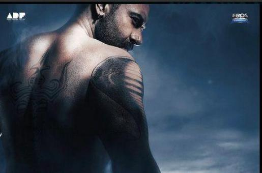 Ajay Devgn Reveals Shivaay Poster