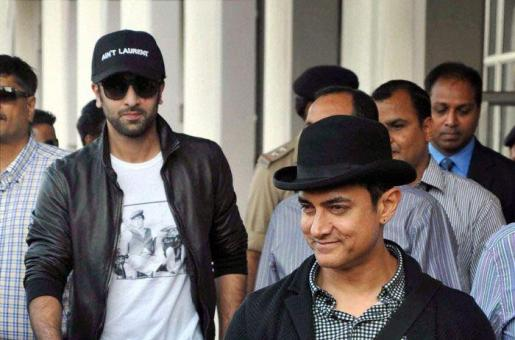 Aamir Khan Calls Ranbir Kapoor The Best Actor in ADHM; Gives KJo a Thumbs Up!