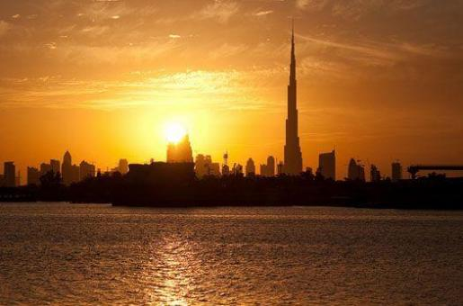 How to Survive the Dubai Summer