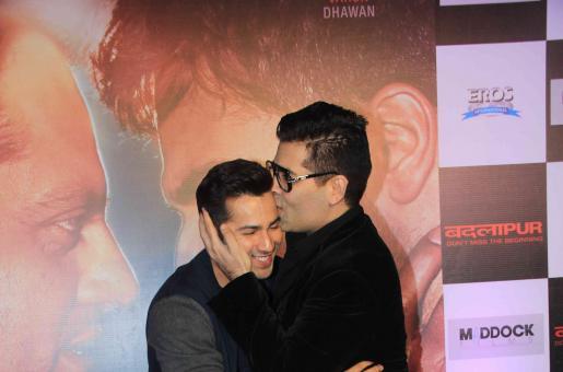 Varun Dhawan's Surprise For Karan Johar's Birthday