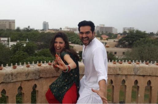 Mahira Khan And Humayan Saeed's Bin Roye All Set to Release This Eid