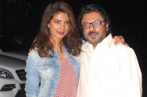 Is Sanjay Leela Bhansali Still Miffed With Priyanka Chopra?
