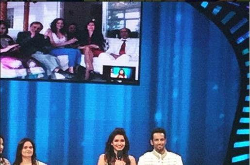 Upen Patel's Surprise Proposal For Karishma Tanna On Nach Baliye