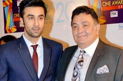 Ranbir Kapoor's Trouble Relationship with Dad Rishi Kapoor...And How It Got Resolved