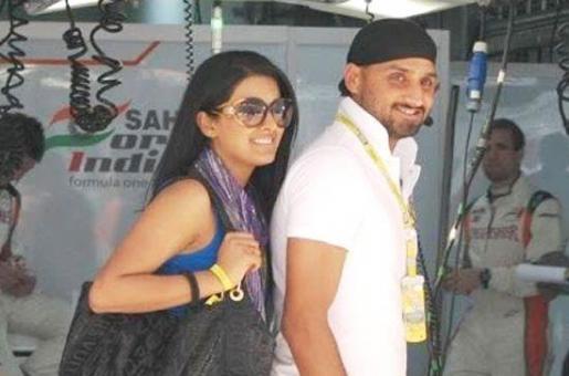 Wedding Bells for Harbhajan Singh and Geeta Basra October 29!