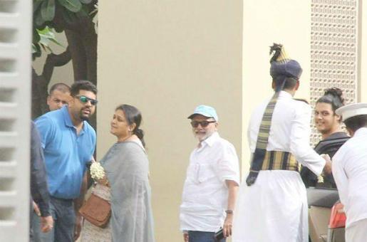 Shahid Kapoor-Mira Rajput Wedding: The Dulhawalas Arrive On The Site
