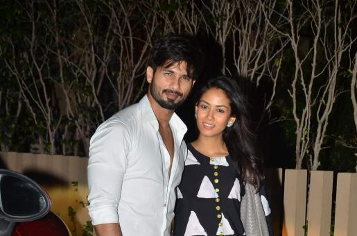 Shahid's Wedding Fever Continues on the sets of Jhalak