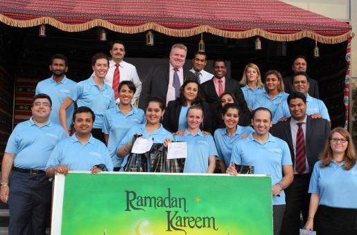 Le Meridien Participates In Starwood's Sixth Annual 'Iftar For Cabs' Initiative
