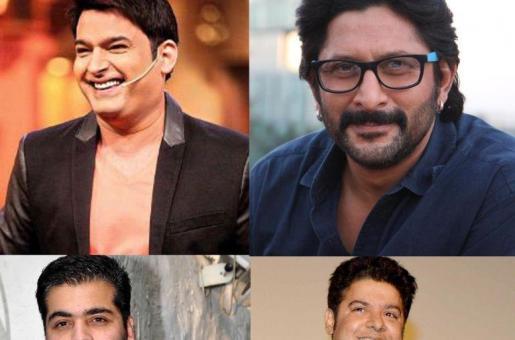 Confirmed: Arshad Warsi & Sajid Khan To Host Comedy Nights With Kapil
