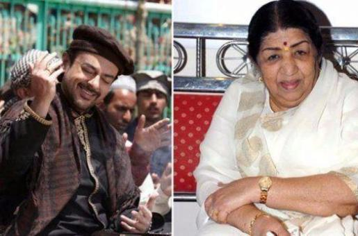 'I Have Just Died And Gone To Heaven': Adnan Sami On Lata Mangeshkar's Compliments!