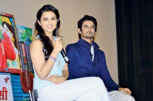 Parineeti Chopra & Sushant Singh Rajput To Star In Ms Dhoni Biopic?
