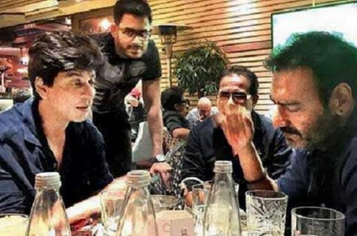 Ajay Devgn: Shah Rukh Khan And I Are Not Good Friends, Just Colleagues