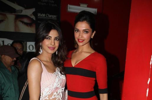 Is All Well Between Deepika Padukone & Priyanka Chopra?
