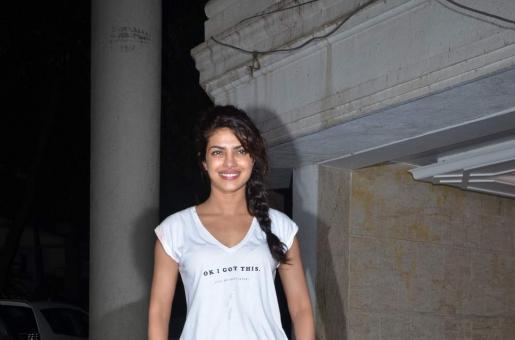Inside Priyanka Chopra's Birthday Bash