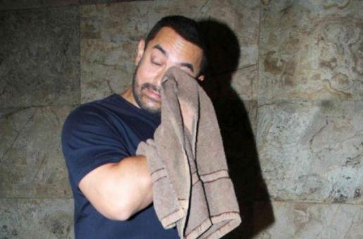Aamir Khan Cries After Watching Bajrangi Bhaijaan