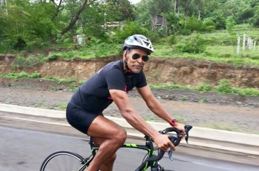 Get Over Robert Downey Junior, Milind Soman is the REAL Ironman