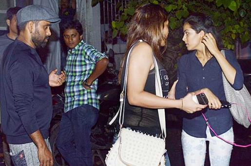 Is Mira Rajput Putting On Her Dancing Shoes?