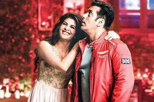 Salman Khan Looks Out For His Heroine Jacqueline Fernandez