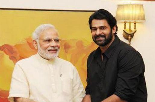When Bahubali Prabhas Met Indian PM Narendra Modi