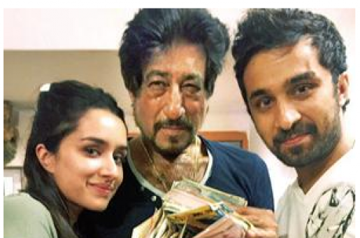 Aww! Shraddha and Siddhant Kapoor's Special Gift For Their Dad Will Leave You Speechless