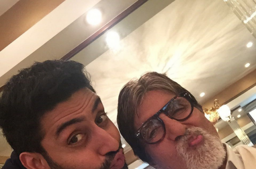 The Bachchans Pout Celebrating Big B's New Lease of Life 33 Years Ago!