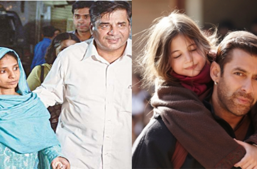 Bajrangi Bhaijaan's Success May Spell Hope For Indian Girl in Pakistan