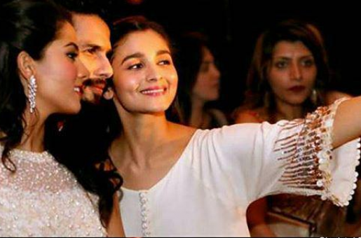 When Mrs Shahid Kapoor Rubbed Shoulders With Bollywood A-Listers!